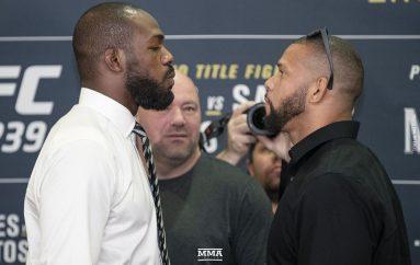 UFC-239, Jon Jones: Edhe e fejuara ime godet më fort se rivali im