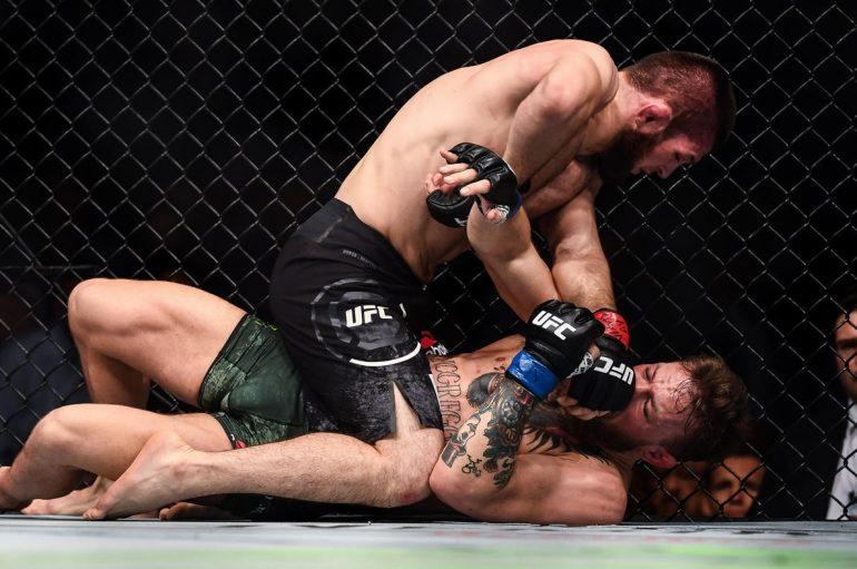 Kampioni i botës nis përgatitjet, rikthimi në kafaz në UFC-242