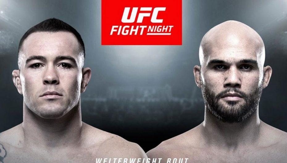 Zyrtare, problematiku Covington rikthehet ndaj Lawler në UFC Newark