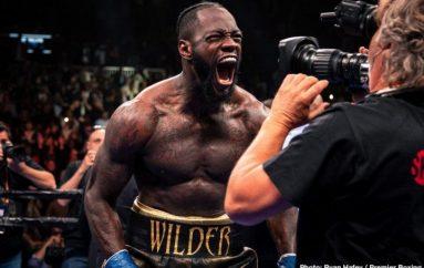 Wilder ndryshon programin, shtyn sfidën me Ortiz