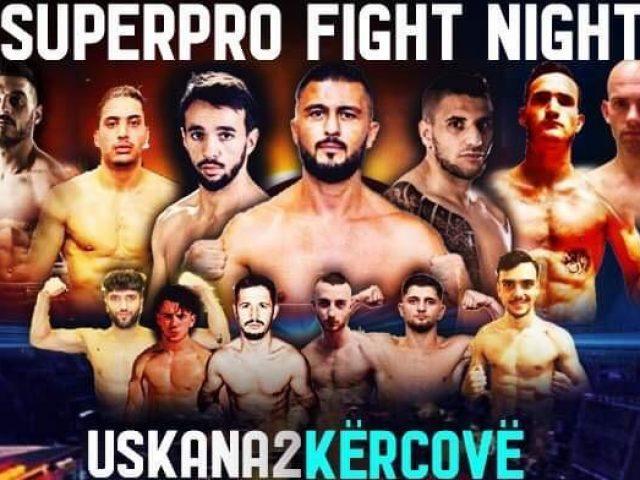 Gjithçka gati për  Super Pro Fight Night   Uskana2