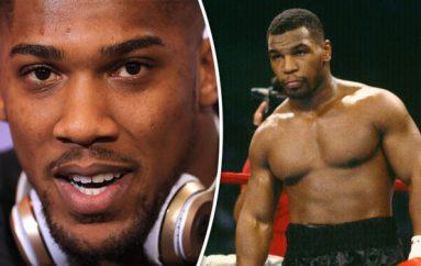 Tyson pyetet se a do ta mposhte Joshuan në kohët e tij të arta