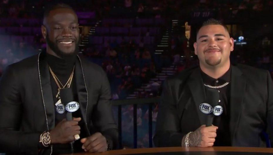 Wilder dhe Ruiz në intervistën e përbashkët flasin për titullin e 'të padiskutueshmit'