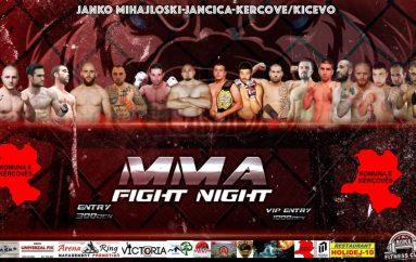 Të shtunën Kërçova qendra e MMA-së