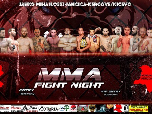 Ja ku mund ti bleni tiketat e spektaklit të MMA së në Kërçovë