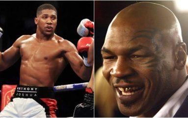 Tyson e këshillon Joshuan
