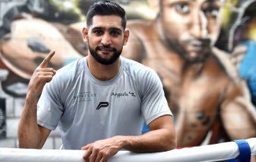 Amir Khan konfirmon: Më 8 nëntor do të dueloj ndaj legjendës