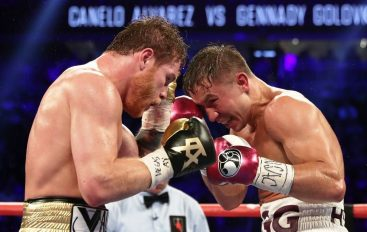 Canelo-Alvarez sfidë me Golovkin më 14 shtator