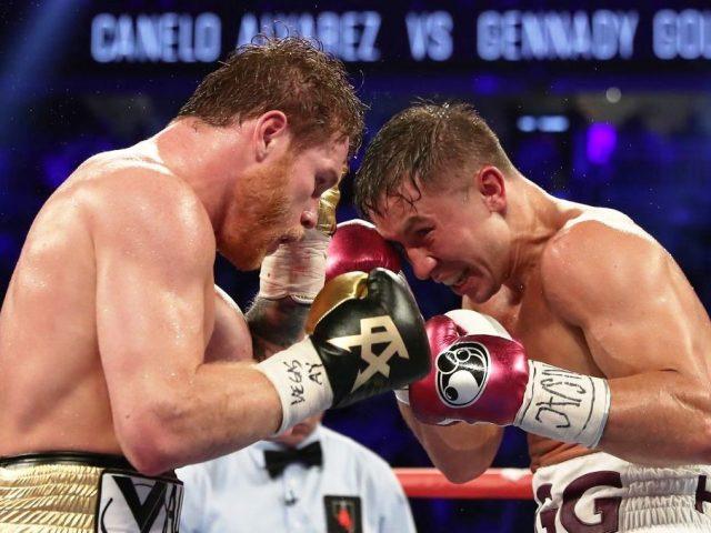Canelo Alvarez sfidë me Golovkin më 14 shtator