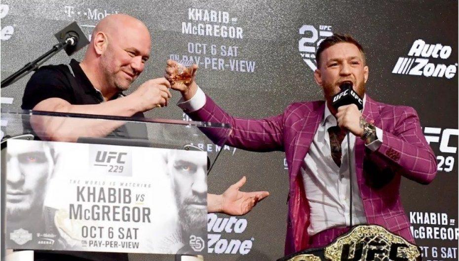 Presidenti i UFC-së pranon: Nuk do të ketë kurrë një të dytë si ai