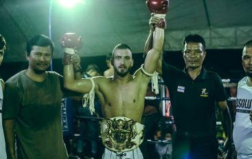 Luan Rudaj, djaloshi që po i nokauton tajlandezët, tani fiton titull botëror