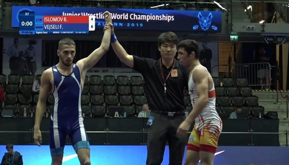 Kampionati Boteror per te rinj: Edhe nje fitore e Vejselit, plasohet ne çerekfinale