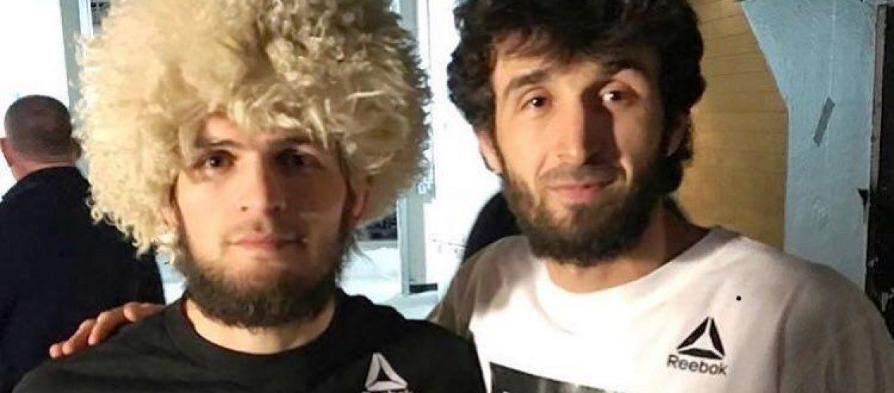 UFC përjashton shokun e ngushtë të Khabib nga eventi i Boston