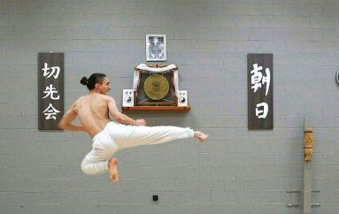 Gjemajl Ademi, 10 vjet karate dhe ndihet krenar me sukseset