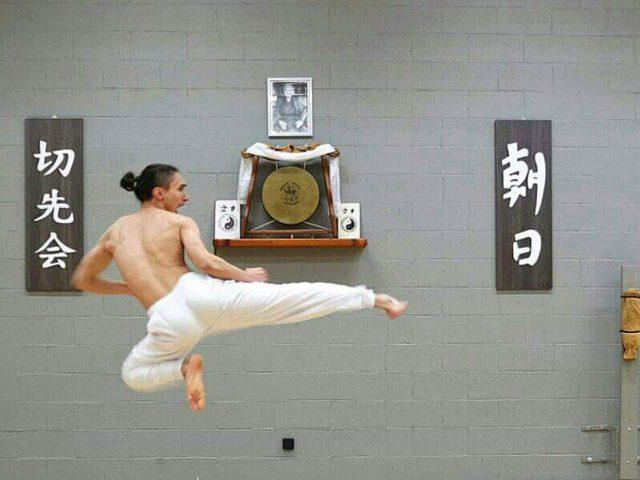Gjemajl Ademi  10 vjet karate dhe ndihet krenar me sukseset