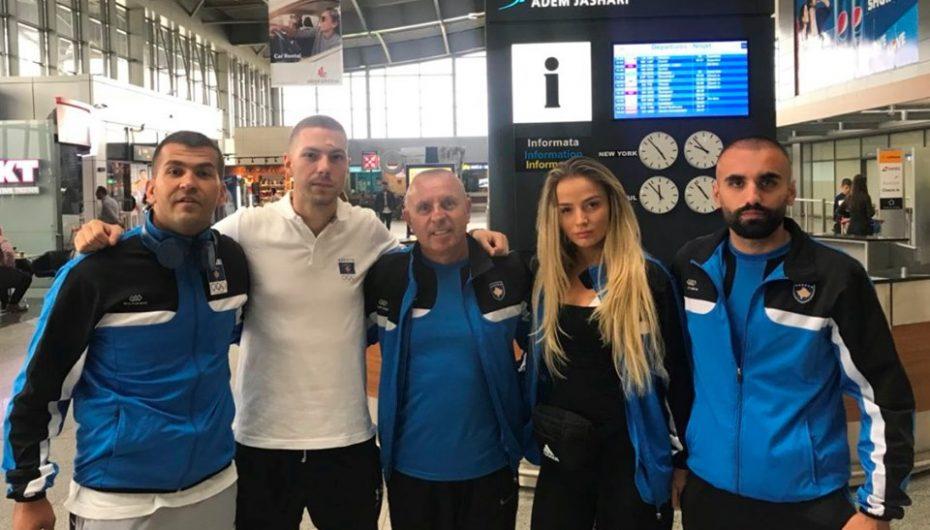 Kosovarët kanë udhëtuar për Tokio te Japonisë