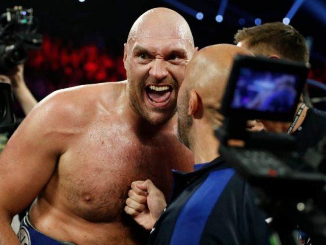 Trajneri kishte probleme me Furyn  boksieri stërvitej më shumë sesa duhet
