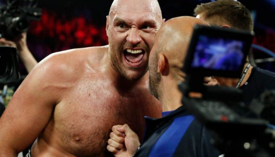 Trajneri kishte probleme me Furyn, boksieri stërvitej më shumë sesa duhet