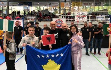 """Bakis Fight Club"" nxjerr edhe 3 kampion bote – WFMC"