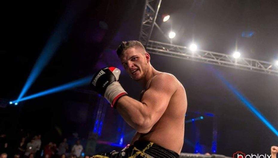 Dardan Avdylaj debuton me KO ndaj serbit Vuçiç