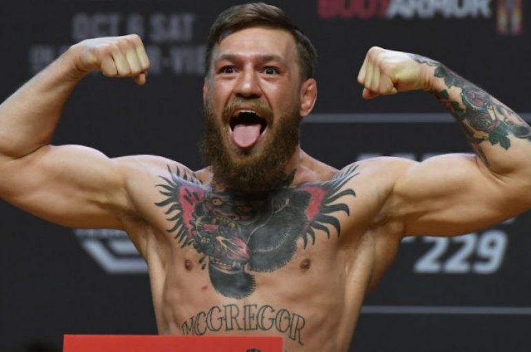 McGregor konfirmon kthimin në UFC, meçi zhvillohet me 18 janar