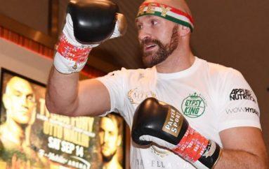 Tyson Fury planifikon të hyjë në MMA !!!