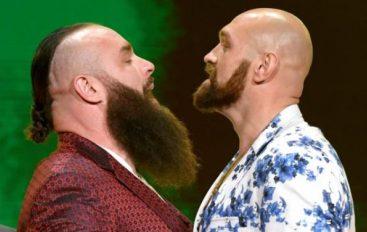 Tyson Fury – Braun Strowman: Gjithçka që duhet të dini për super ndeshjen në WWE