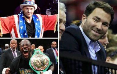 Promoteri Heran: Fury po largohet nga boksi për t'u fokusuar në WWE