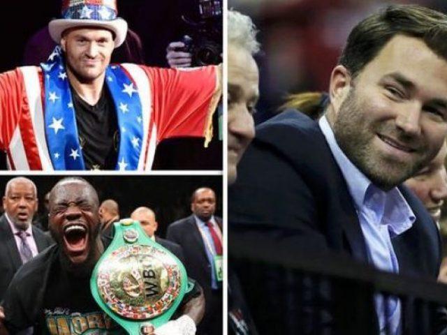 Promoteri Heran  Fury po largohet nga boksi për t u fokusuar në WWE