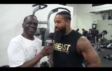 Njihuni me boksierin që po krahasohet me Tysonin