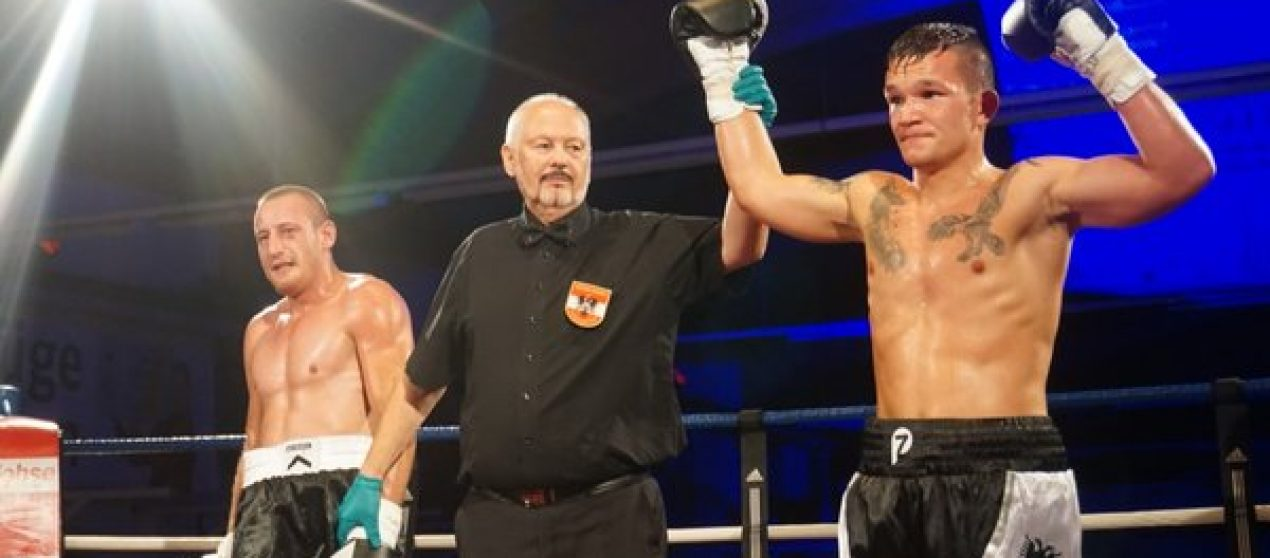 Adrian Maliqi Raatz do të luftoj për titullin kampion Interkontinental të Gjermanisë GBA