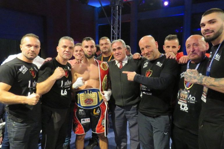 Maloku të shtunën në ring dhe kërkon ndihma për Shqipërinë