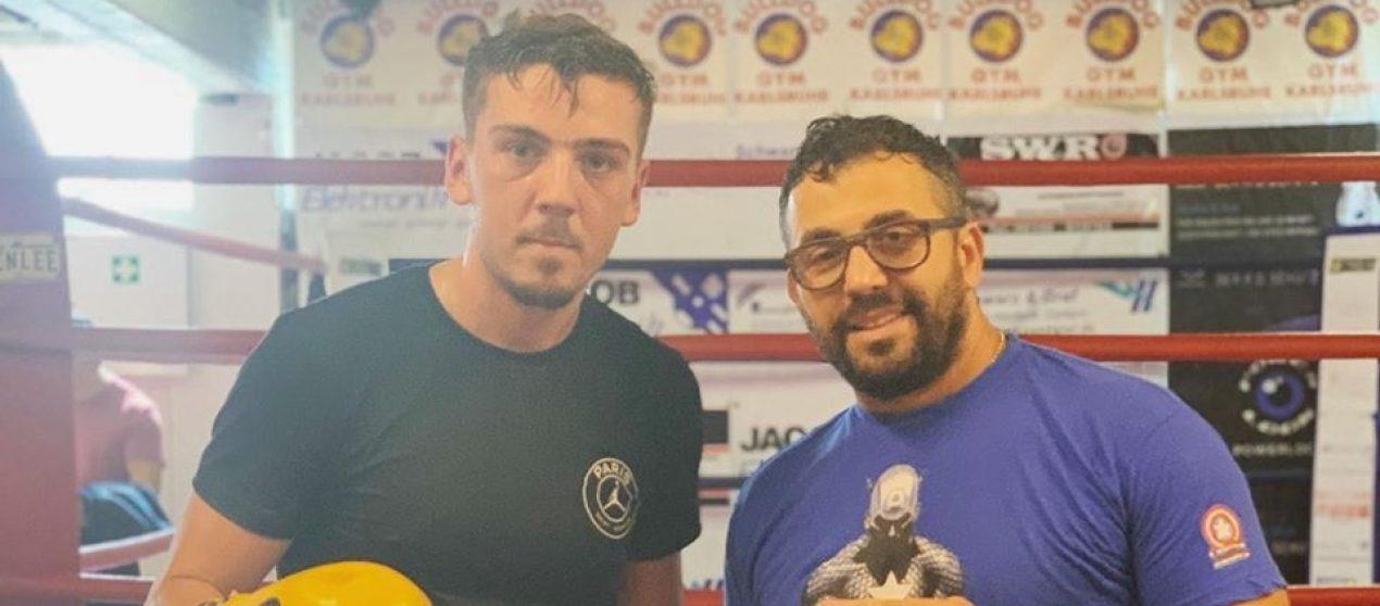 Ilir Zeneli debuton në boksin profesionist ndaj serbit Dumitrov