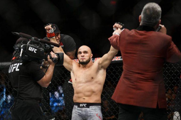 UFC afër ta finalizojë përballjen në mes të Lewis dhe Latifit