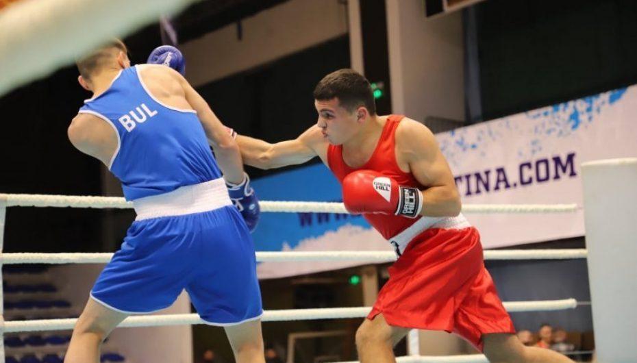 Bajoku, boksieri më i mirë i turneut 'Adem Jashari'