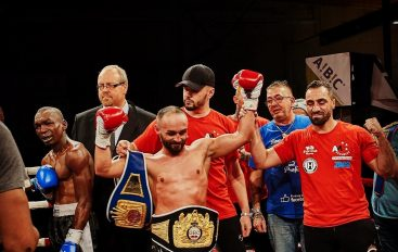 Sherif Morina fiton titullin botëror GBC