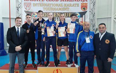 Rudina Aliu pret rezultat në ballkaniken e Shkupit