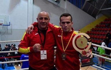 Maqedonia me tre boksier në kampionatin ballkanik