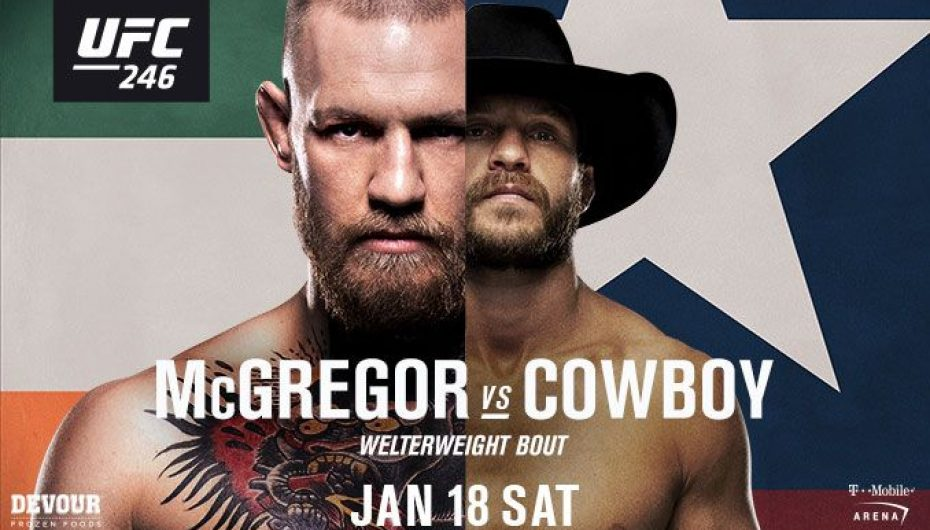Conor McGregor do të përballet me Donald Cerronen