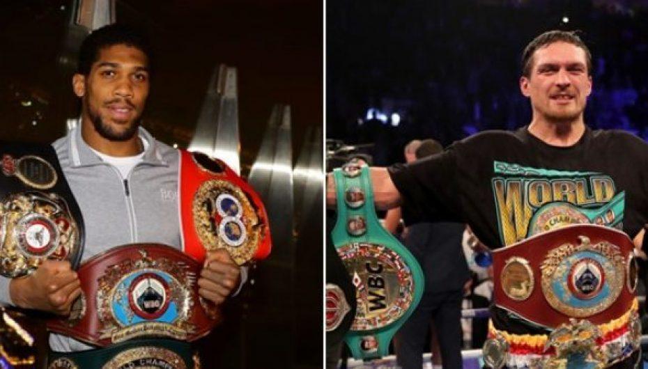 Joshua zyrtarisht urdhërohet që ta mbrojë titullin në WBO