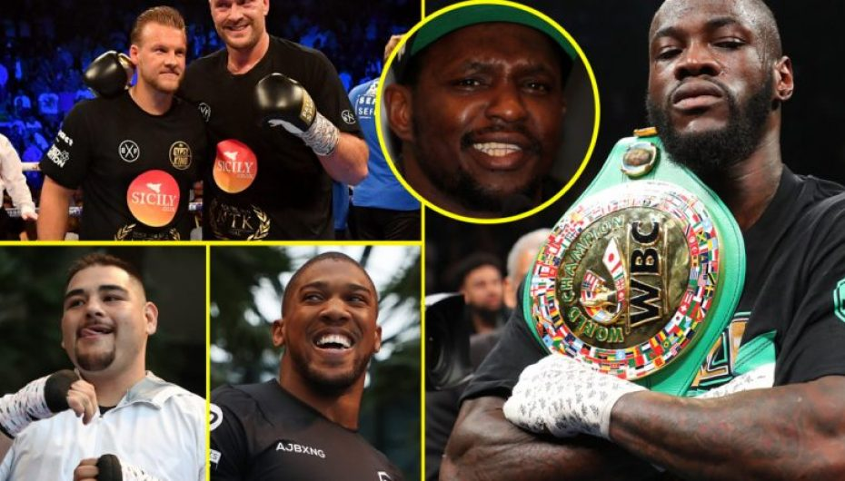 Renditja e boksierëve më të mirë për vitin 2019