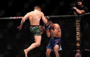 McGregor: Ato goditje në krah të thyen apo?