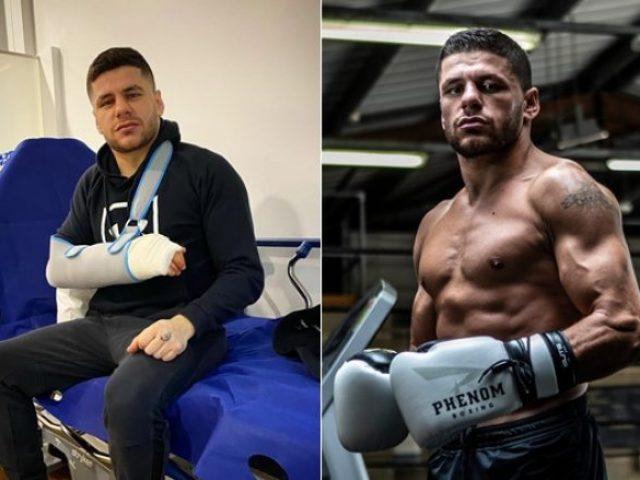 Operohet boksieri Florian Marku