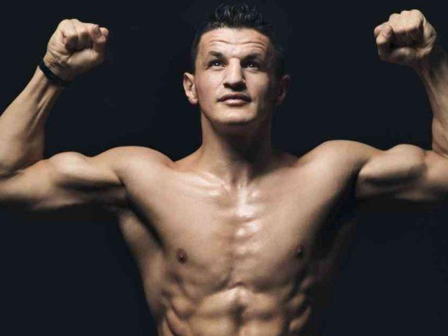 Robin Krasniqi  Ja kur do të rikthehem në ring
