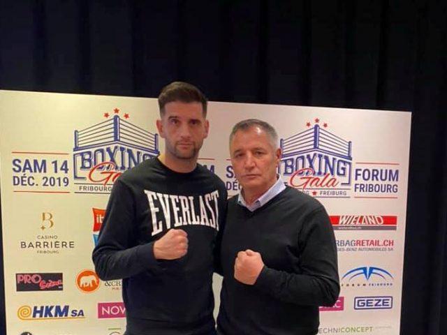 Më 29 shkurt mbrëmje e boksit në  Villa Miami Glattbrugg
