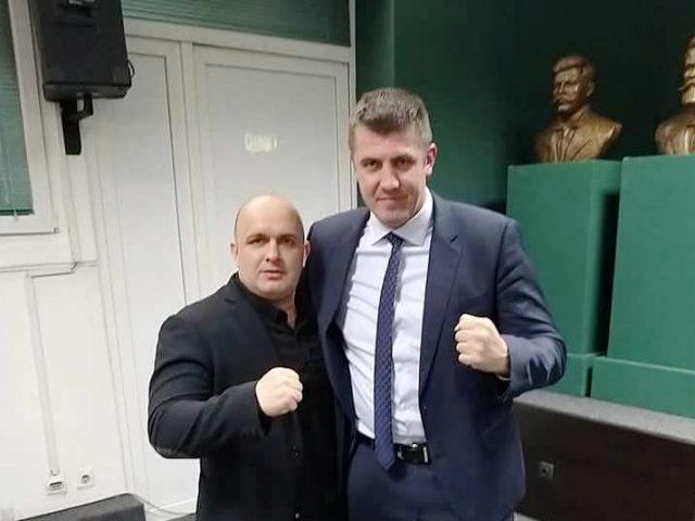 Dimovski e Salihu  vazhdojnë të jenë në krye të boksit në Maqedoni