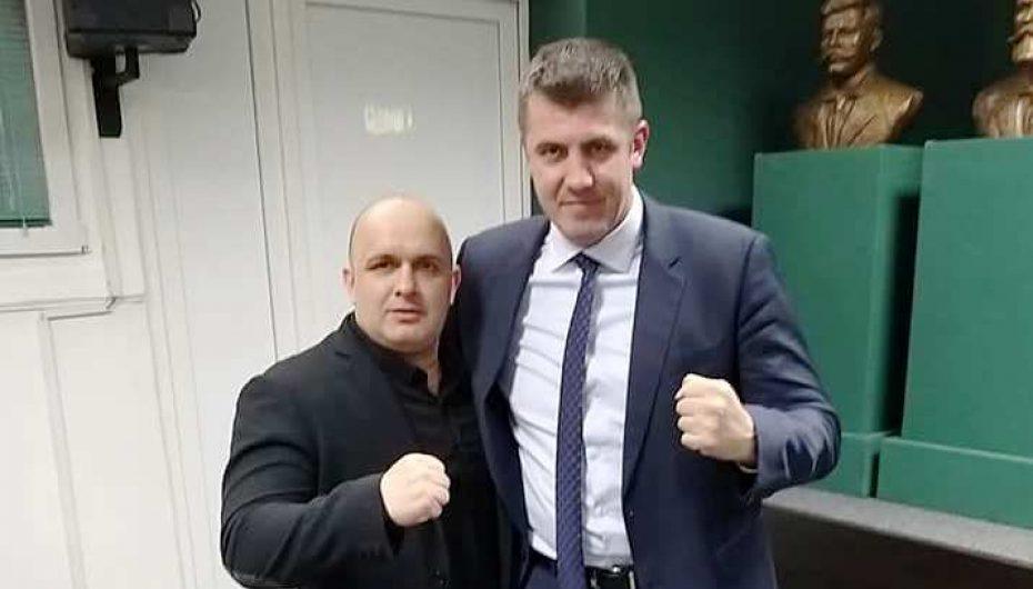 Dimovski e Salihu, vazhdojnë të jenë në krye të boksit në Maqedoni