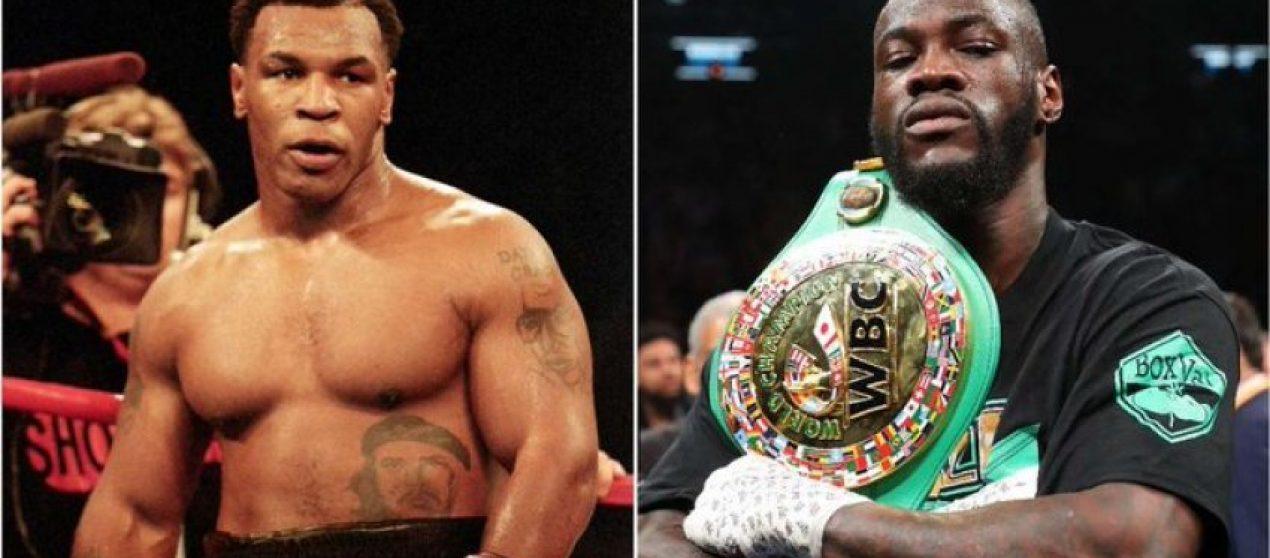 Tyson i kundërpërgjigjet Wilderit