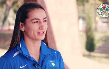 Në Pejë bëhet përurimi i shtatorës së kampionës Olimpike