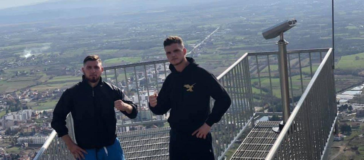 Dardan Avdylaj shenon fitoren e tretë në Pro boks